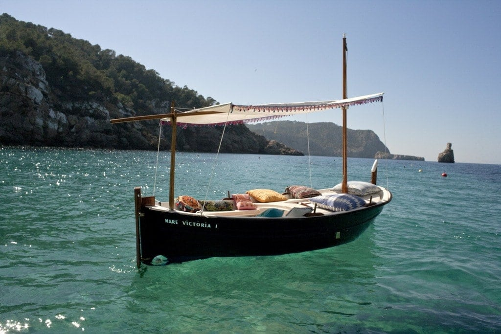 Rent a boat without a captain in Ibiza
