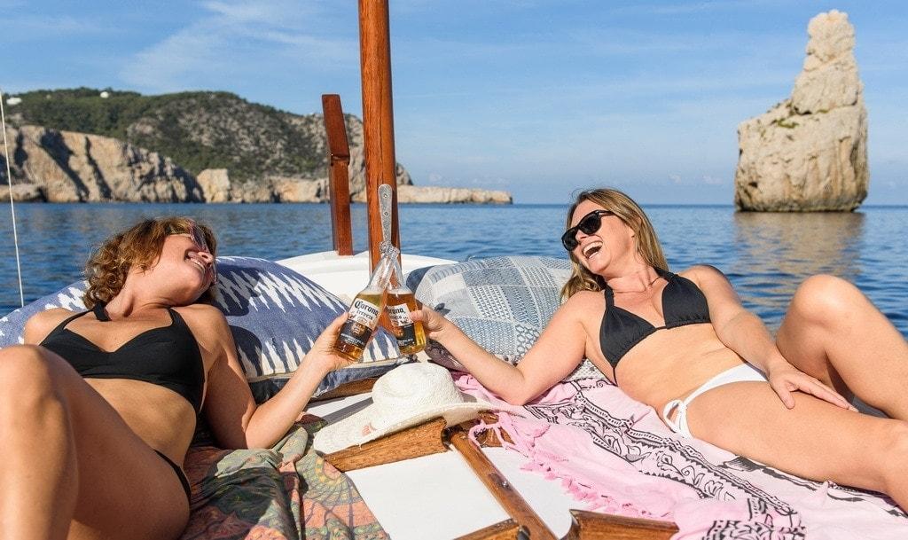 Bohemian Boat Charters Ibiza