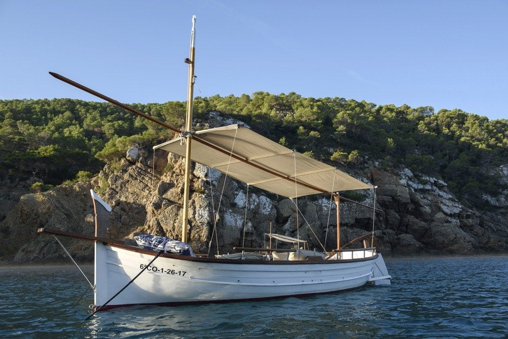 Rent a boat without a license in Ibiza