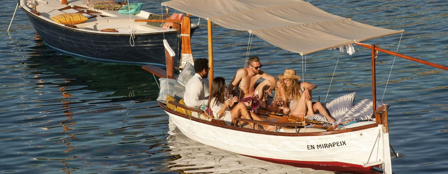 Essential Ibiza rent a boat without a captain Ibiza
