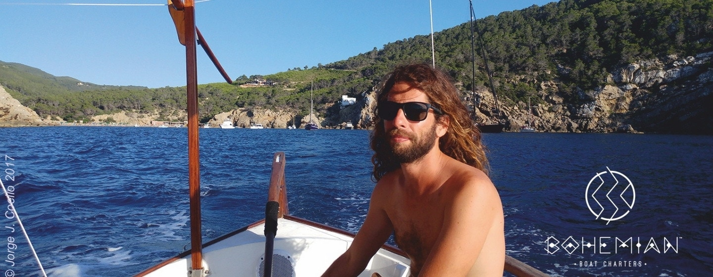Tanit article rent a boat without a captain Ibiza