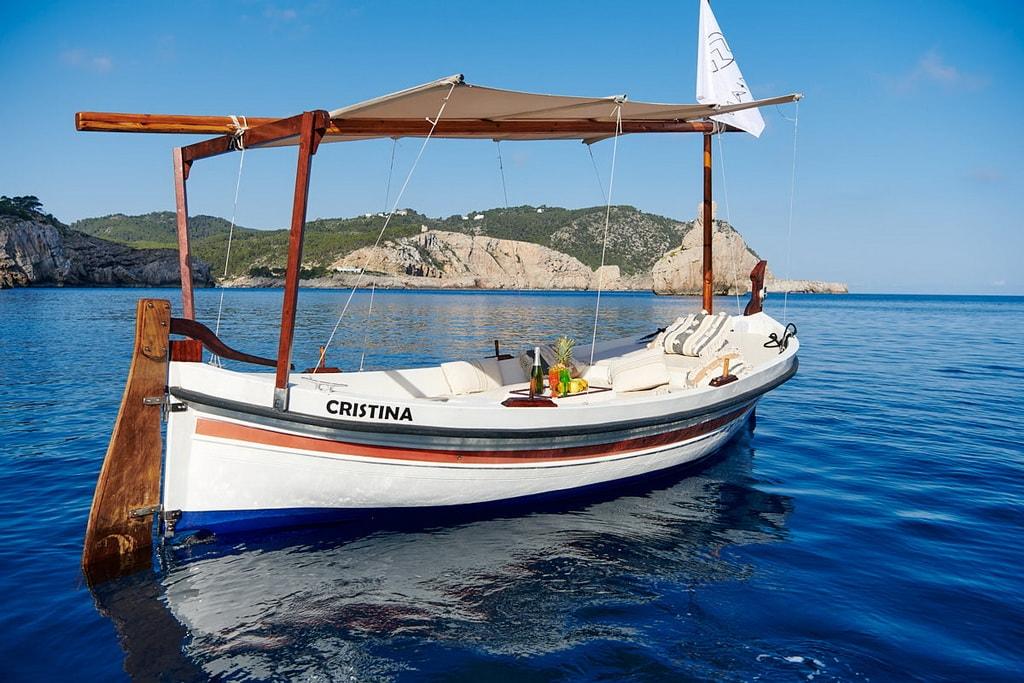 Bohemian Boat Charters Ibiza Cristina 01