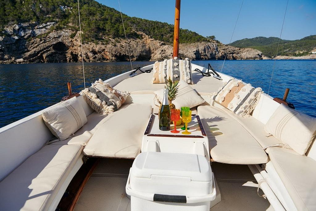 Bohemian Boat Charters Ibiza Cristina 02
