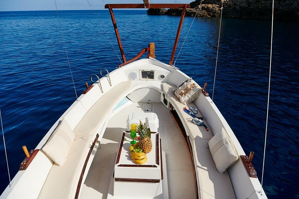 Bohemian Boat Charters Ibiza Cristina 03