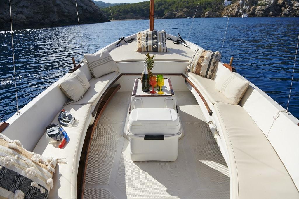 Bohemian Boat Charters Ibiza Cristina 04